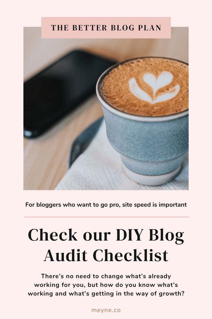 The Better Blog Plan